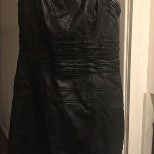 Guess Brand Strapless Sexy Dress